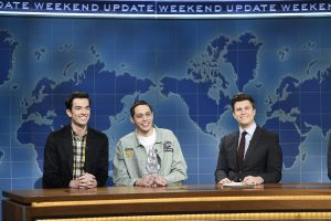'SNL': John Mulaney Muses About The Prospect of Dating Helen Mirren and Sigourney Weaver
