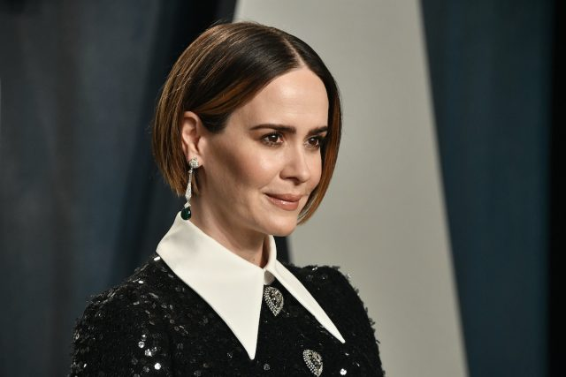 The Thing Sarah Paulson Loves Most About Acting