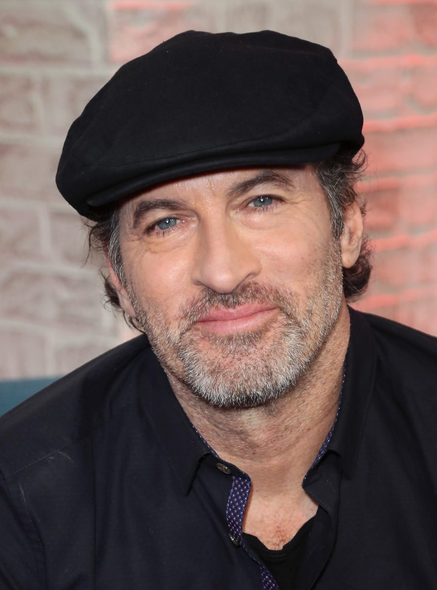 Scott Patterson appears on 'Hollywood Today Live'