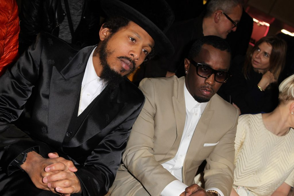 Shyne and Diddy