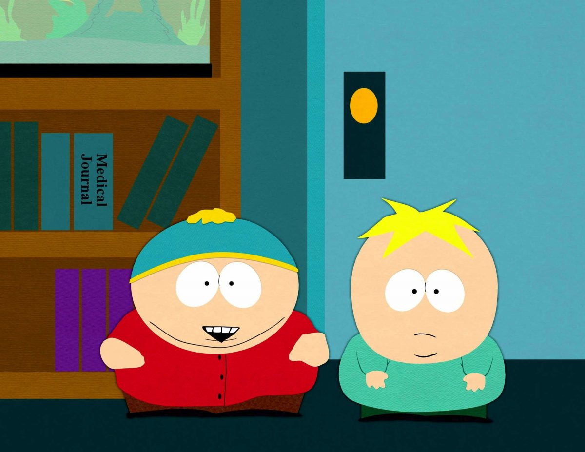 South Park Cartman and Butters