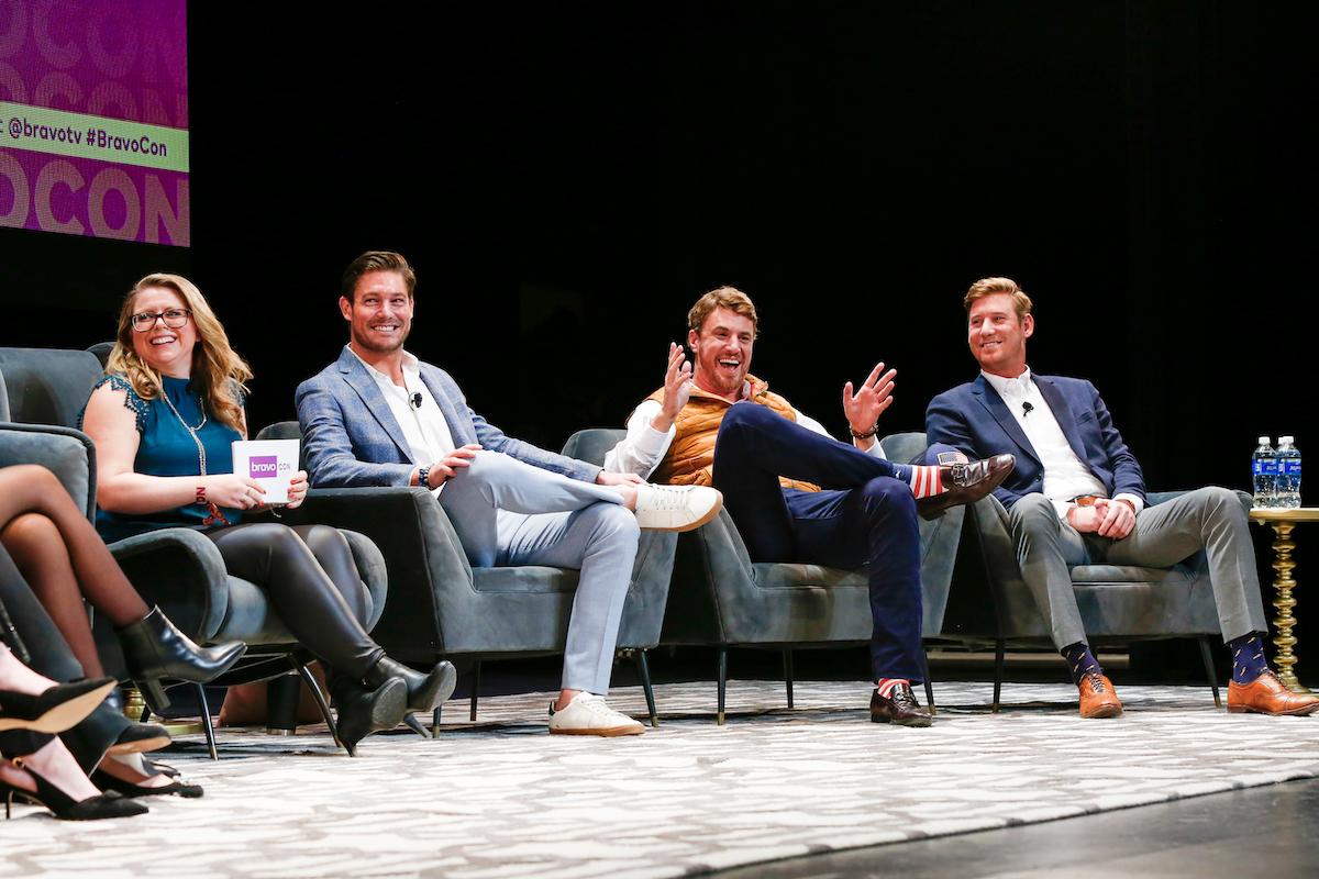 Lea Palmieri, Craig Conover, Shep Rose, Austen Kroll