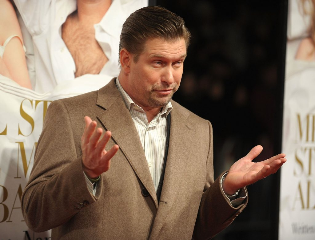 Stephen Baldwin attends the New York premiere of 'It's Complicated' at The Paris Theatre on Dec. 9, 2009, in New York City