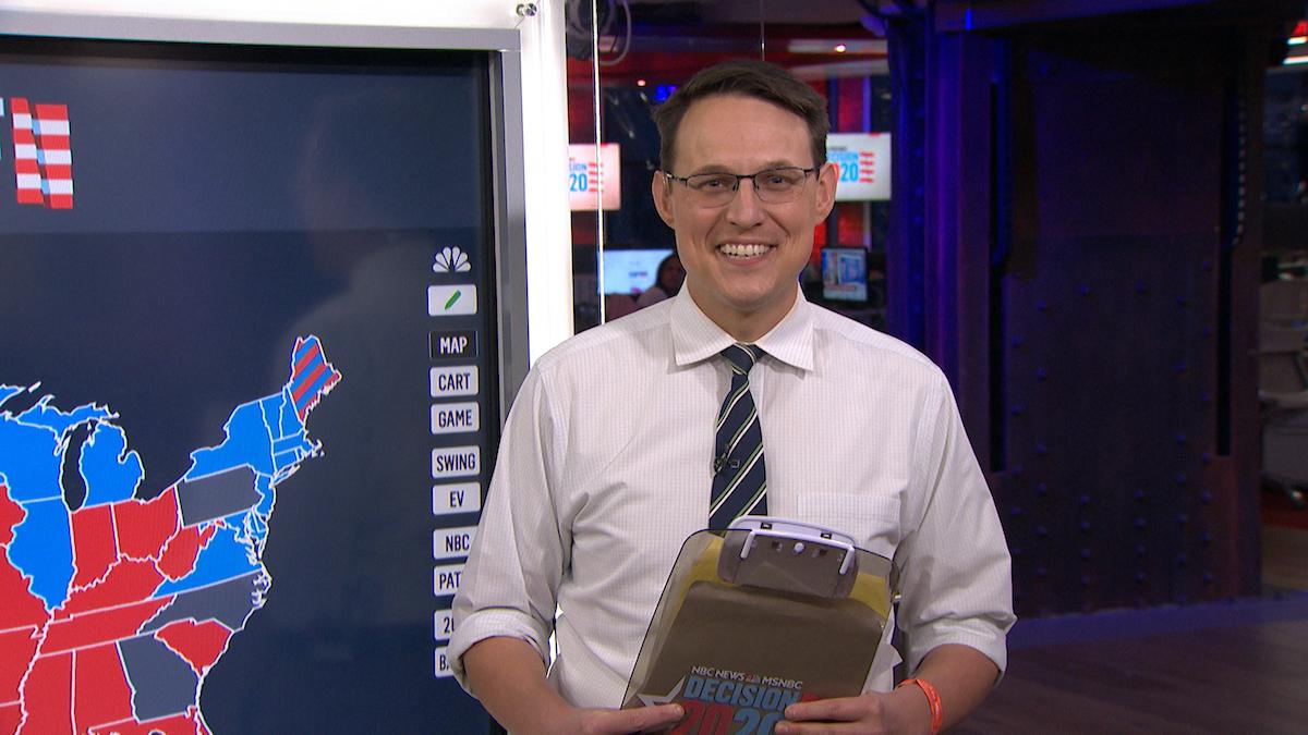 NBC News Journalist Steve Kornacki