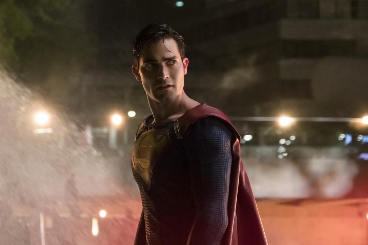 Superman and Lois: Tyler Hoechlin