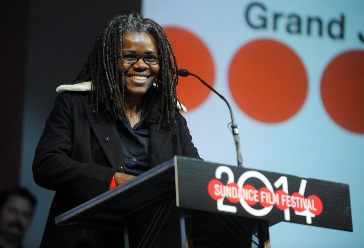 Talkin' 'bout a Revolution singer Tracy Chapman