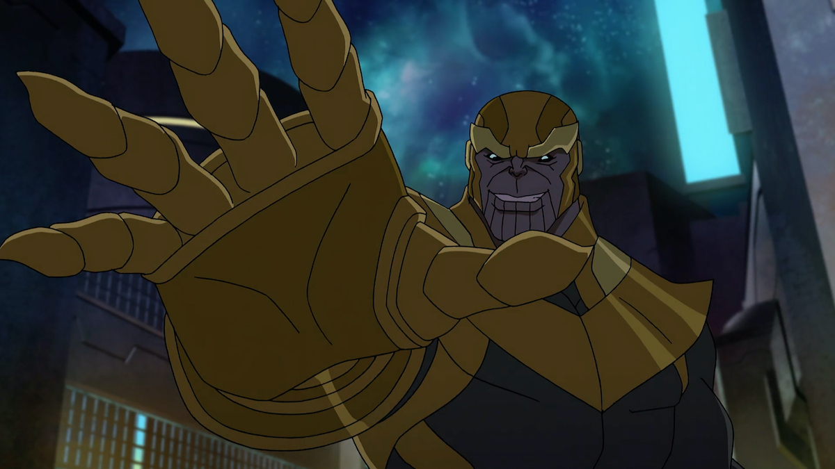 An episode of 'Marvel's Guardians of the Galaxy'