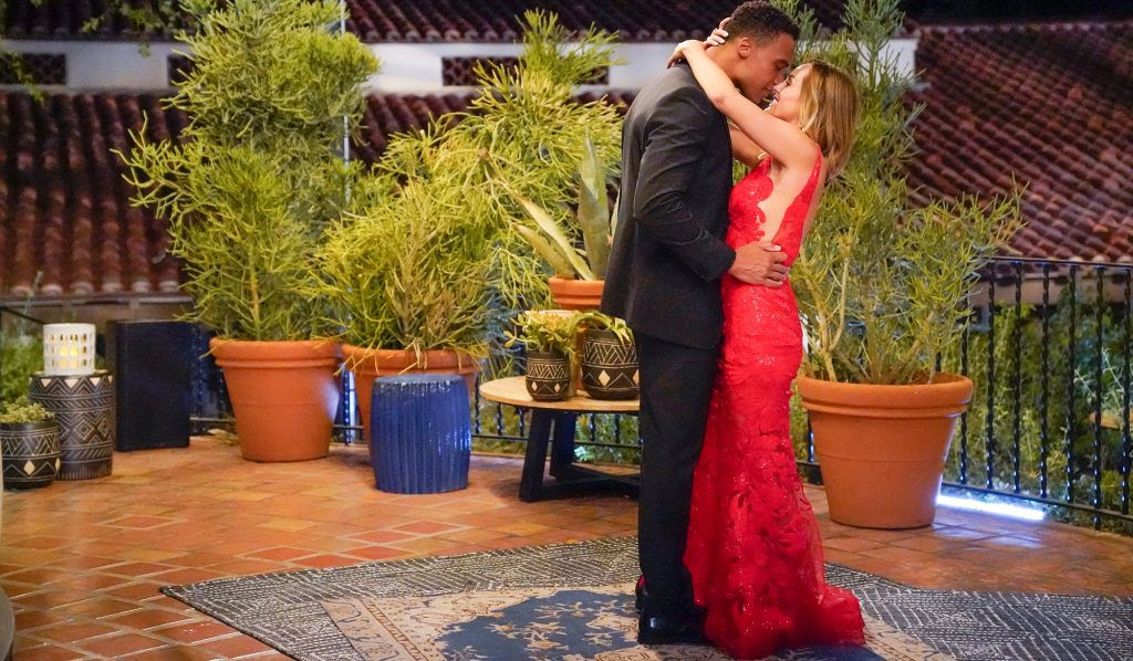 Dale Moss and Clare Crawley on 'The Bachelorette' Season 16 Episode 4
