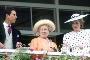 The Queen Mother Lied to Princess Diana About Prince Charles and Camilla's Affair