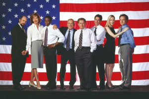The 4 Highest Rated Episodes of 'The West Wing' Are All From Season 2, According To IMDb