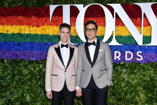 'Big Bang Theory' Star Jim Parsons Describes His First Date With Husband Todd Spiewak and It's Adorable
