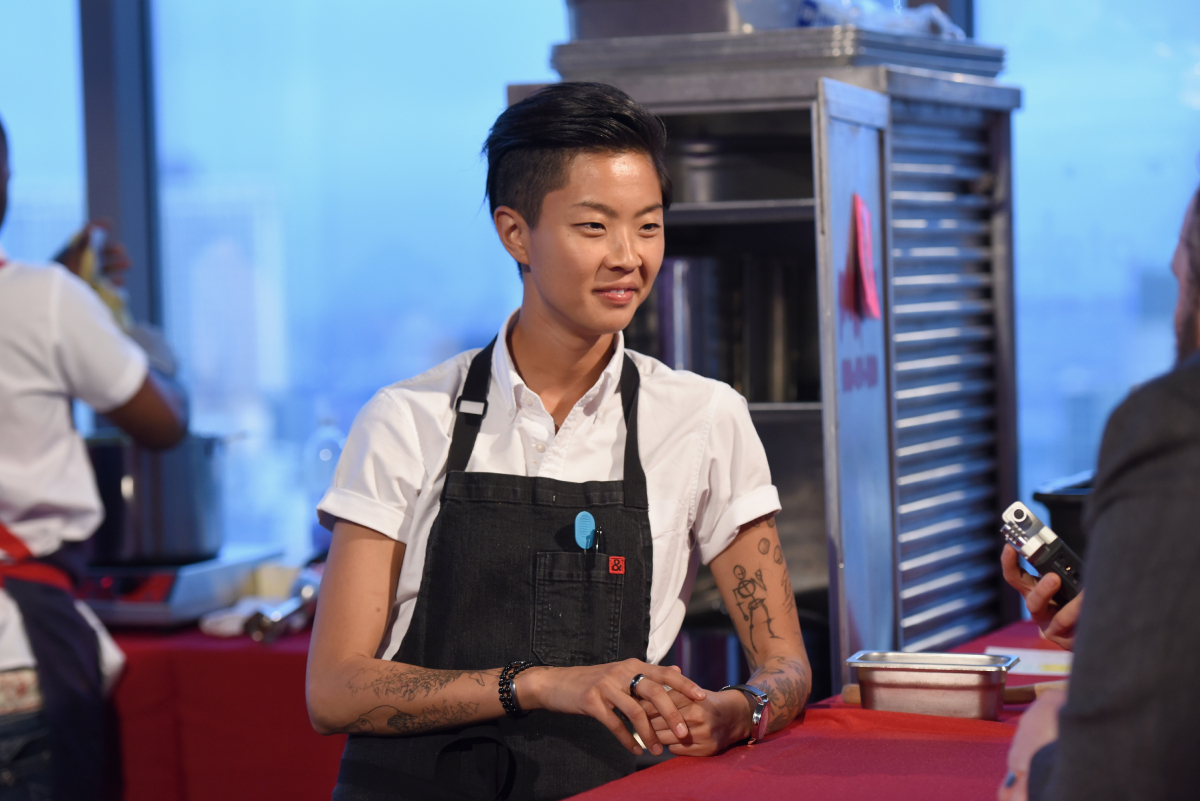 Top Chef Kristen Kish