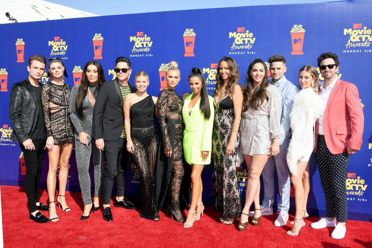 'Vanderpump Rules' cast attends the 2019 MTV Movie and TV Awards