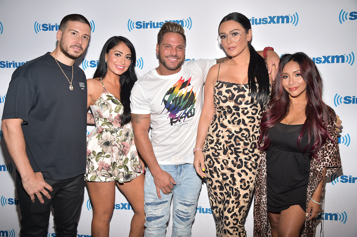 Jersey Shore': Why Ronnie Ortiz-Magro's Co-Stars Aren't Taking His ...