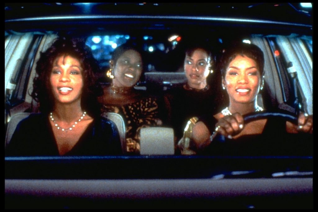 'Waiting to Exhale' cast