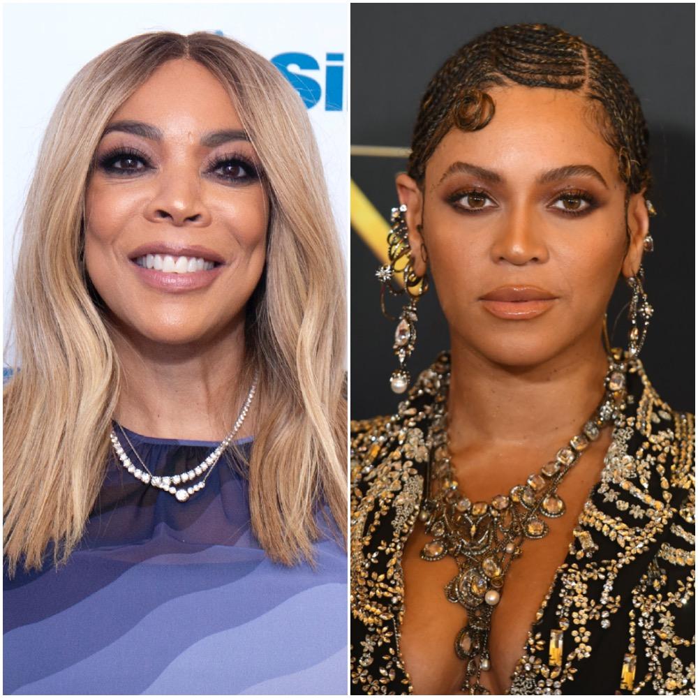 Wendy Williams and Beyoncé