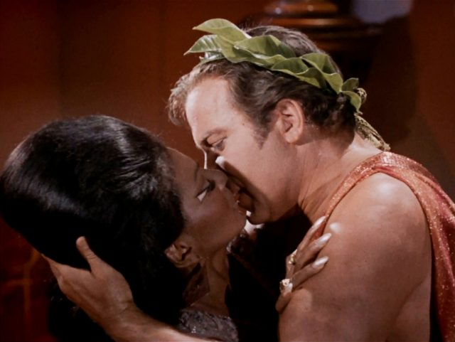 'Star Trek' Set Television History in 1968 With First Interracial Kiss