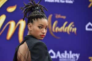 Willow Smith Got the Most Amazing Birthday Gift