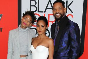 Will Smith Admits His Best 'Female Relationship' Is With Willow Smith