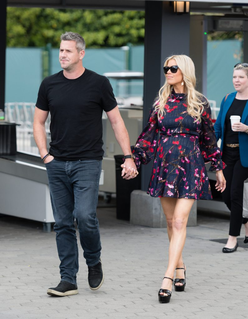 Ant Anstead and Christina Anstead back in 2019