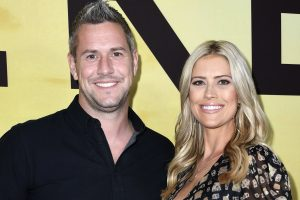 HGTV Star Christina Anstead Says She's Not in a Contest With Ant Anstead for Best Parent