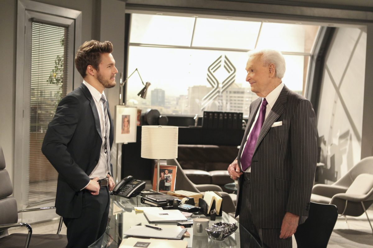 Bob Barker, Scott Clifton