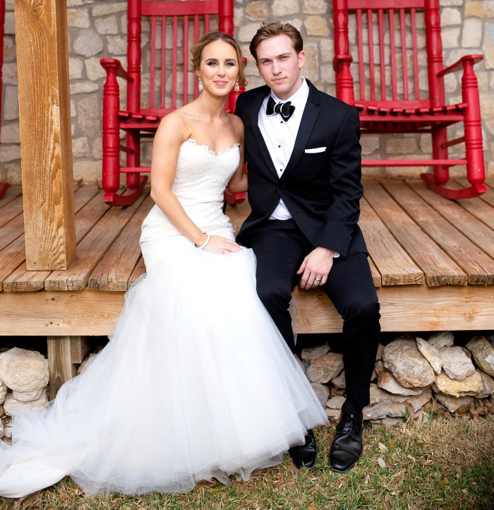Danielle Bergman and Bobby Dodd of Married at First Sight