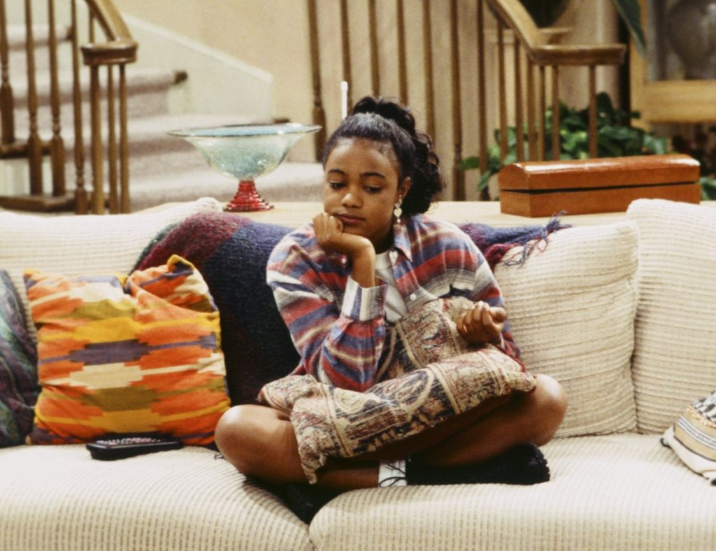 'The Fresh Prince of Bel-Air' with Tatyana Ali as Ashley Banks