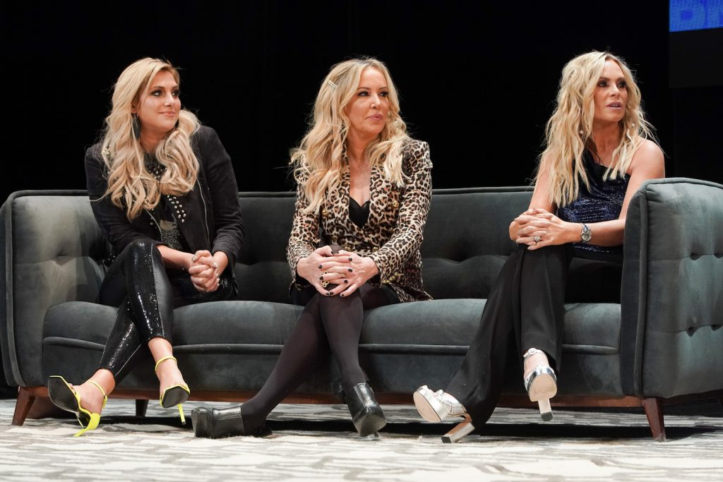 Gina Kirschenheiter, Shannon Beador, and Tamra Judge