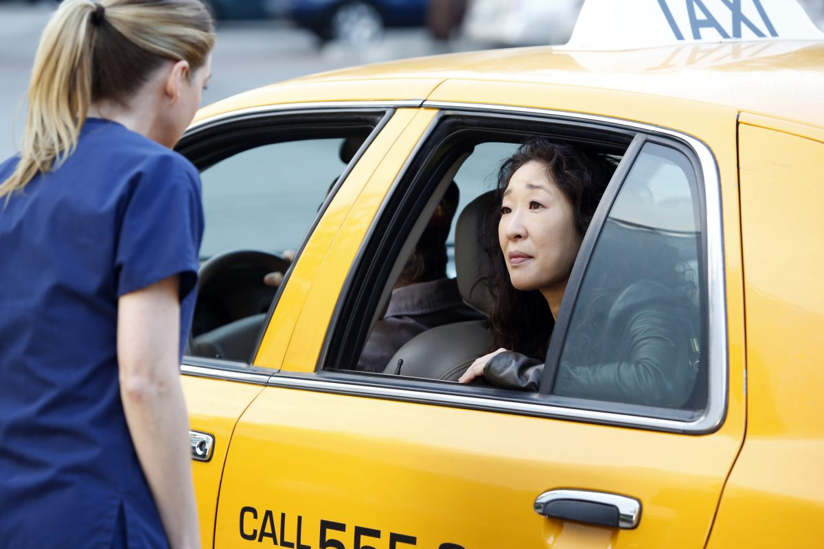 In the 'Grey's Anatomy' Season 10 finale, the doctors of Grey Sloan Memorial Hospital bid an emotional farewell to the beloved Cristina Yang.