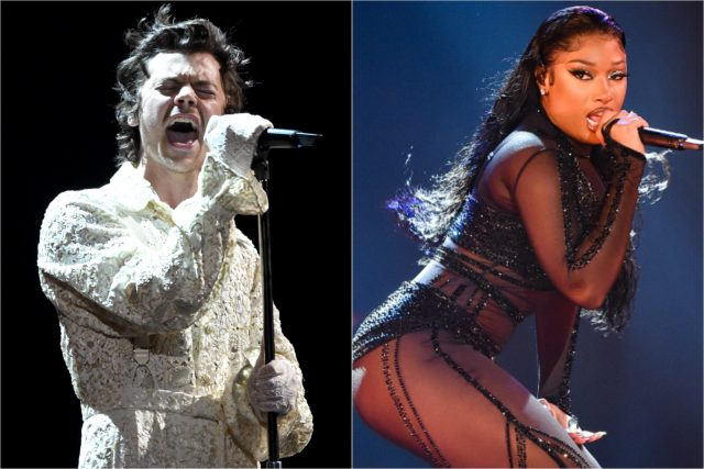 7 Artists Who Received Their 1st Grammy Nominations This Year, from Harry Styles, Megan Thee Stallion, BTS, and More
