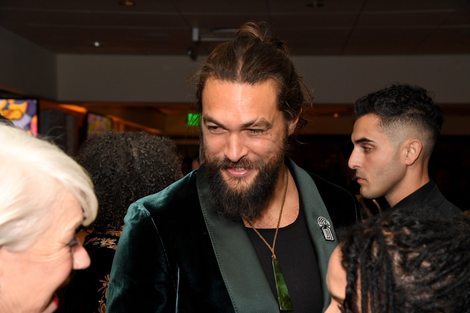 Jason Momoa Says He Couldn T Get Work After Game Of Thrones We Were Starving Showbiz Cheat Sheet
