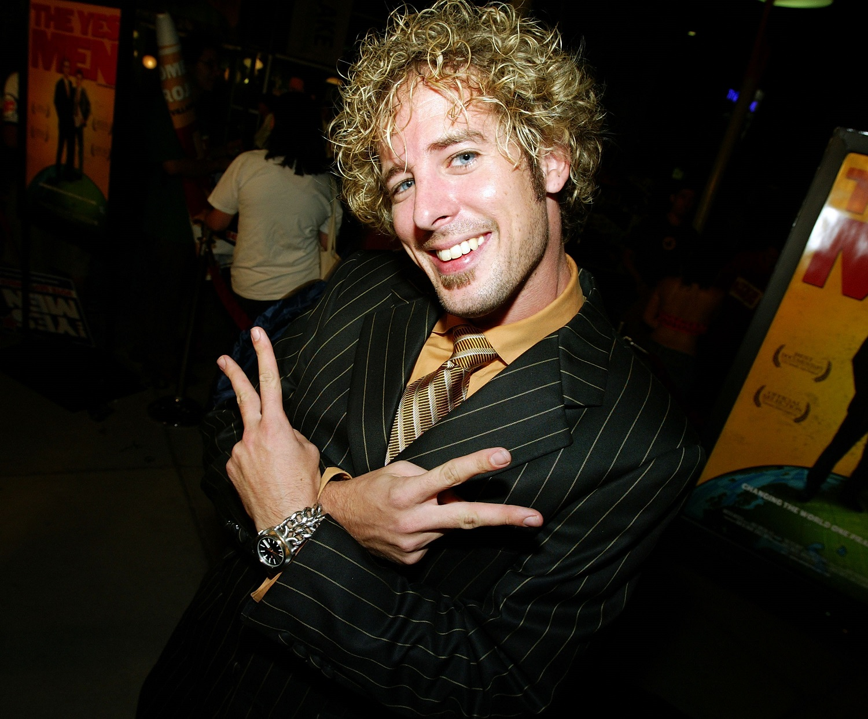 Jonny Fairplay of Survivor