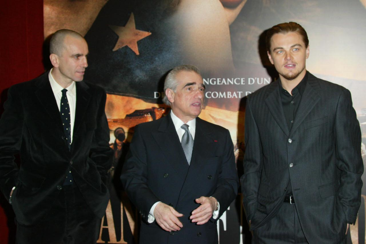 Leonardo DiCaprio and Daniel Day-Lewis