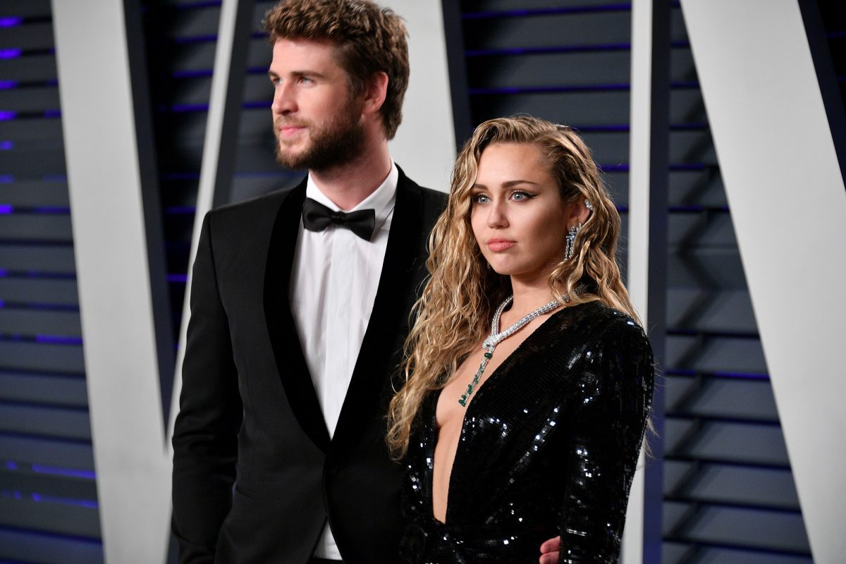 Miley Cyrus Seems to Reference Liam Hemsworth on 'Plastic Hearts'
