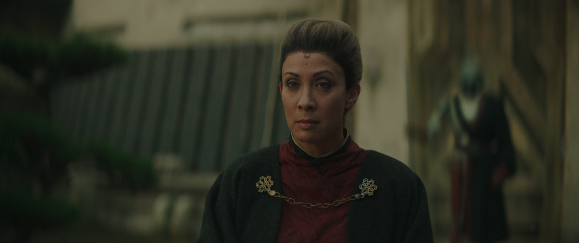 The Magistrate in Episode 5 of 'The Mandalorian'