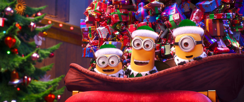 The minions holiday special