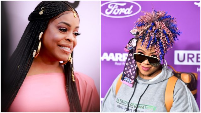 Niecy Nash Went on a Double Date With Da Brat