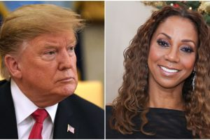 Donald Trump Once Called Holly Robinson Peete the N-Word