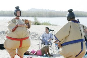 'The Office': Rainn Wilson Sent His Co-star to the Hospital While Filming This Iconic 'Beach Games' Scene