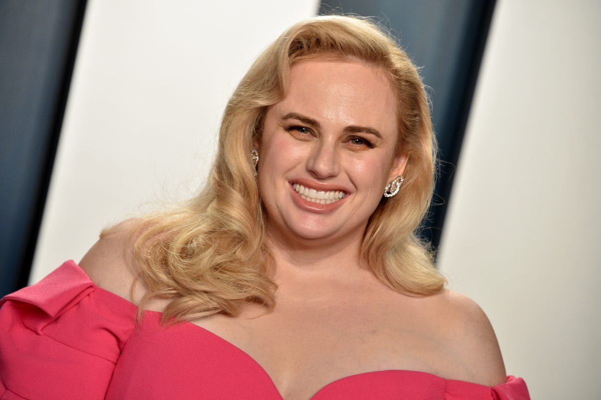 Rebel Wilson Celebrates a Major Milestone in Her Wellness Journey