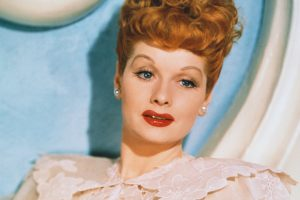 The Real Reason Lucille Ball Once Changed Her Name To Diane Belmont