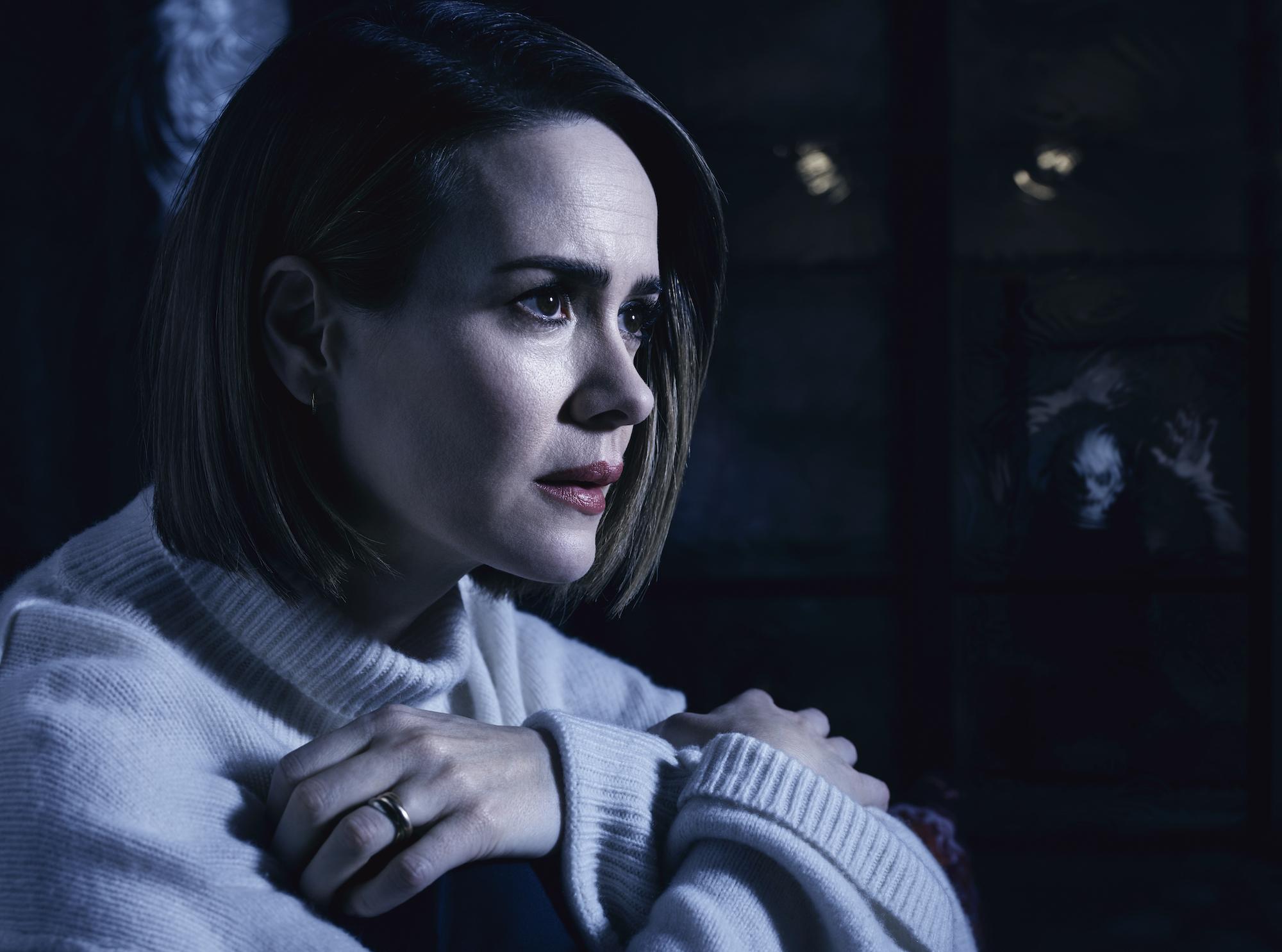 Sarah Paulson as Ally Mayfair-Richards AMERICAN HORROR STORY: CULT