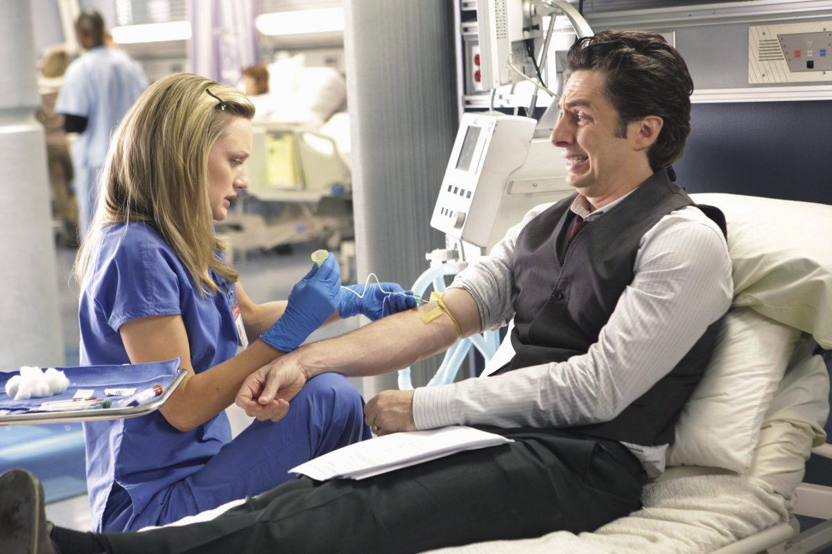 KERRY BISHE, ZACH BRAFF