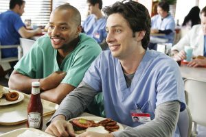 'Scrubs': How Zach Braff and Donald Faison's Friendship Changed the Show