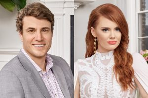 'Southern Charm': Shep Rose Gives Take on Racism Allegations Against Kathryn Dennis