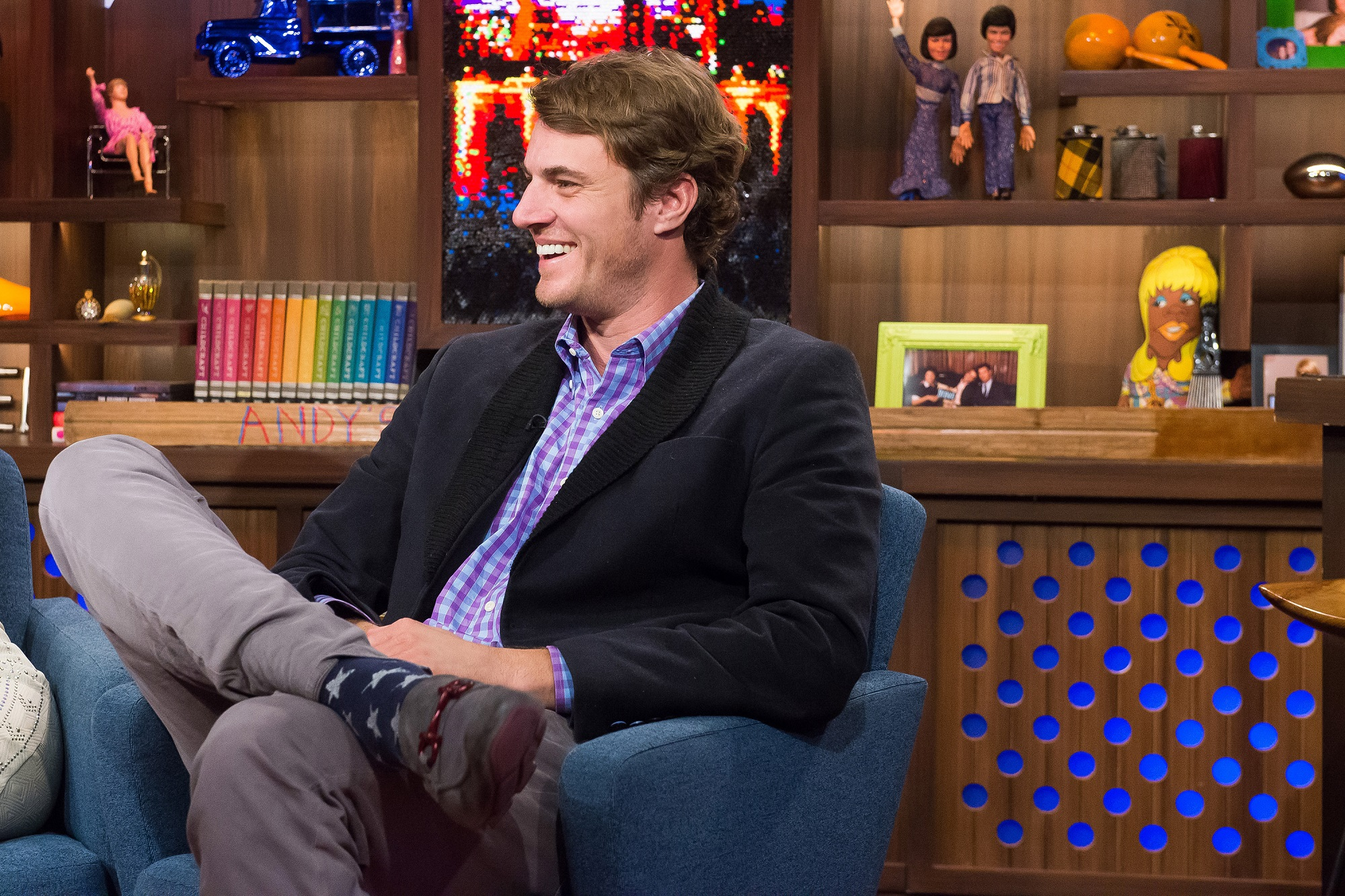 Shep Rose of Southern Charm
