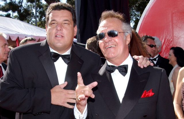 'The Sopranos': Steve Schirripa Had No Problem Getting Angry at Tony Sirico for a Baccala-Paulie Scene