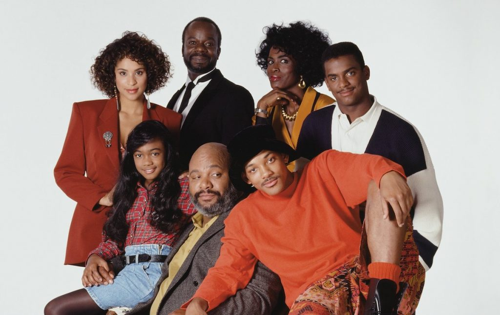 Starring from 'The Fresh Prince of Bel-Air'