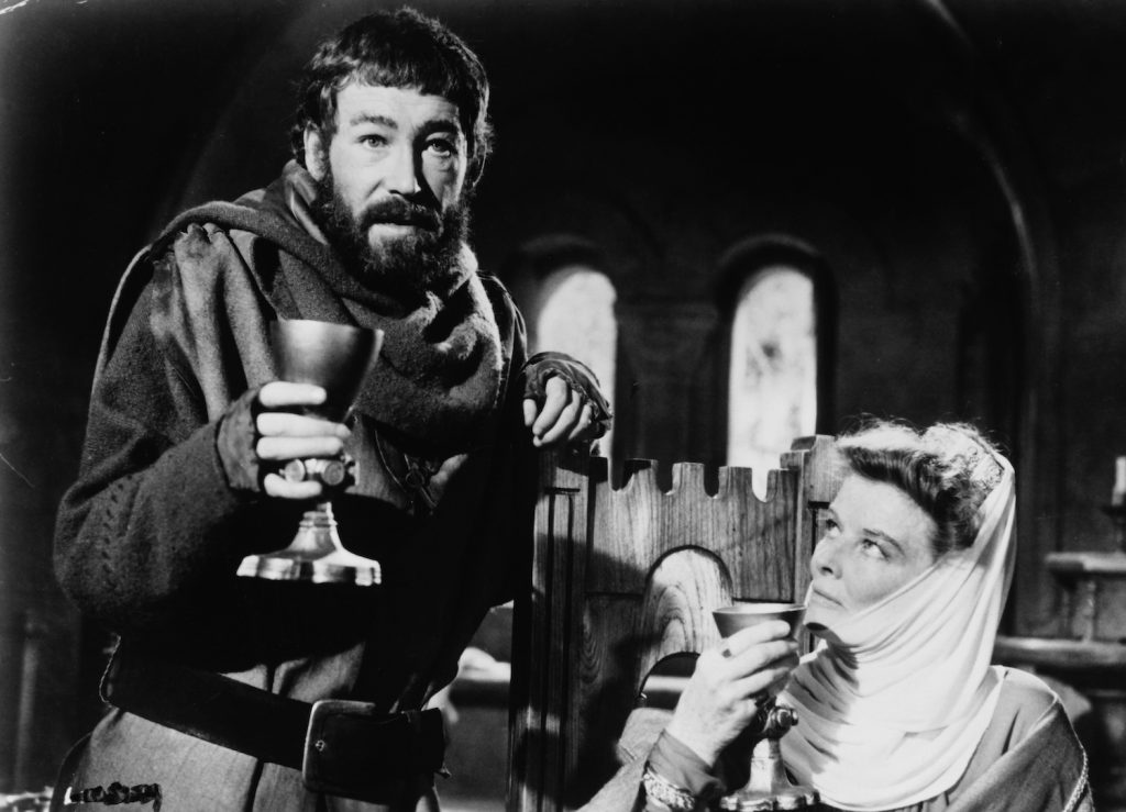 Henry and Eleanor in The Lion in Winter